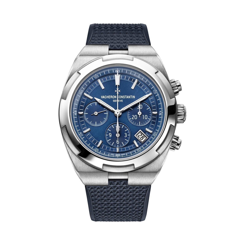 Montre Vacheron Constantin Overseas chronographe vue 2