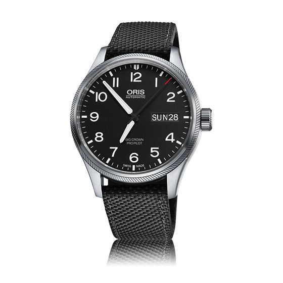 Montre Oris Aviation Big crown propilot day date