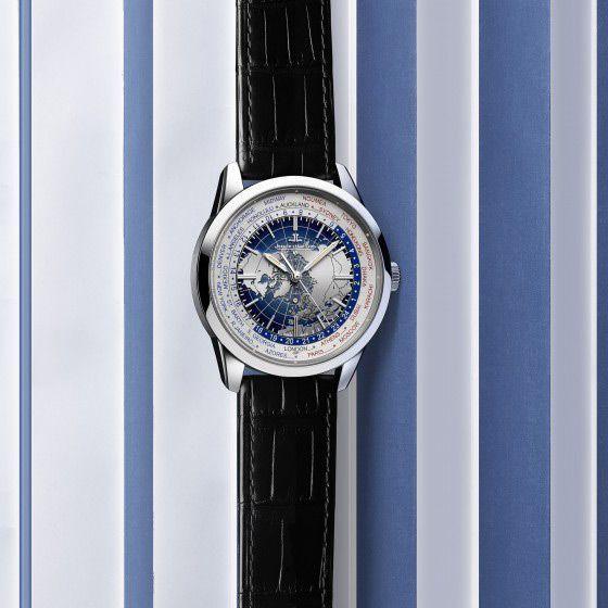 Montre Jaeger-LeCoultre Geophysic Universal Time vue 4