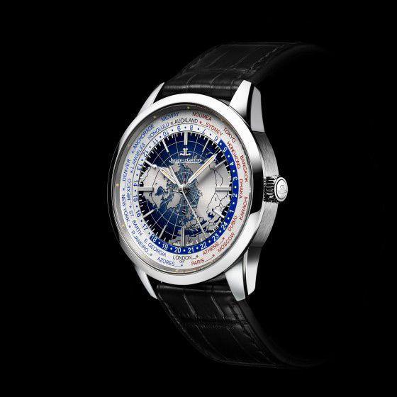 Montre Jaeger-LeCoultre Geophysic Universal Time vue 3