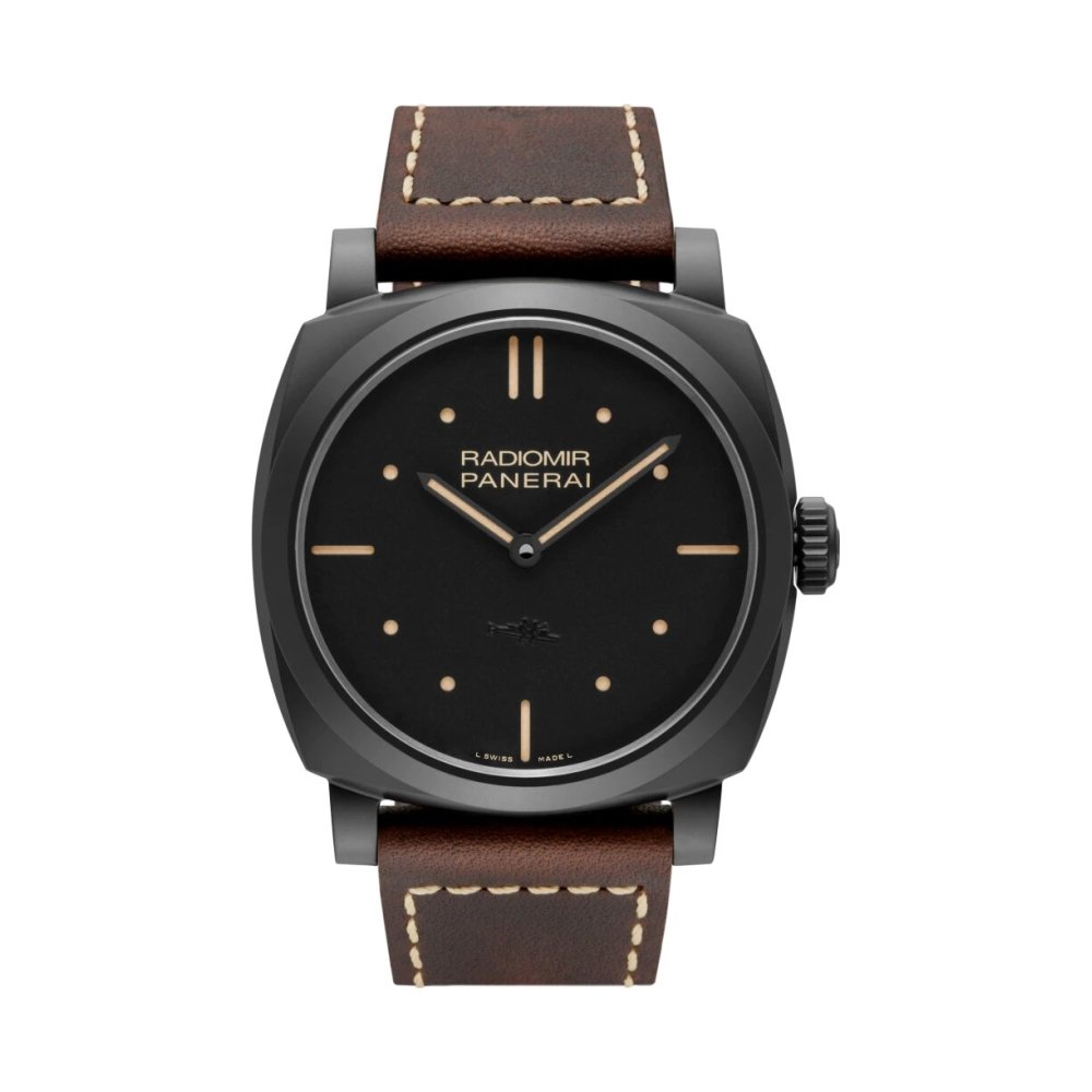 Montre Officine panerai Radiomir 1940 3days ceramica vue 2