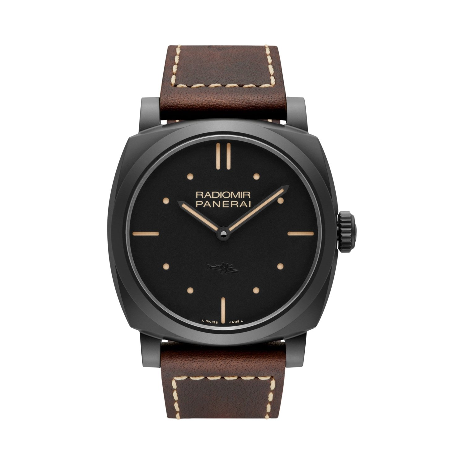 Montre Officine panerai Radiomir 1940 3days ceramica vue 1