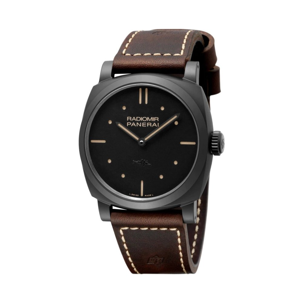 Montre Officine panerai Radiomir 1940 3days ceramica vue 4