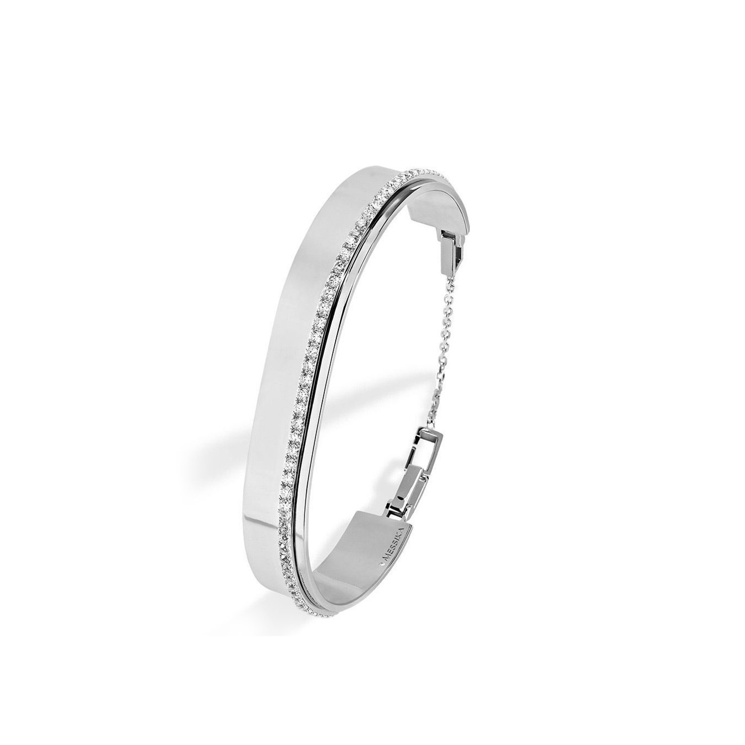 Bracelet Messika Kate Bangle en Or blanc et Diamant