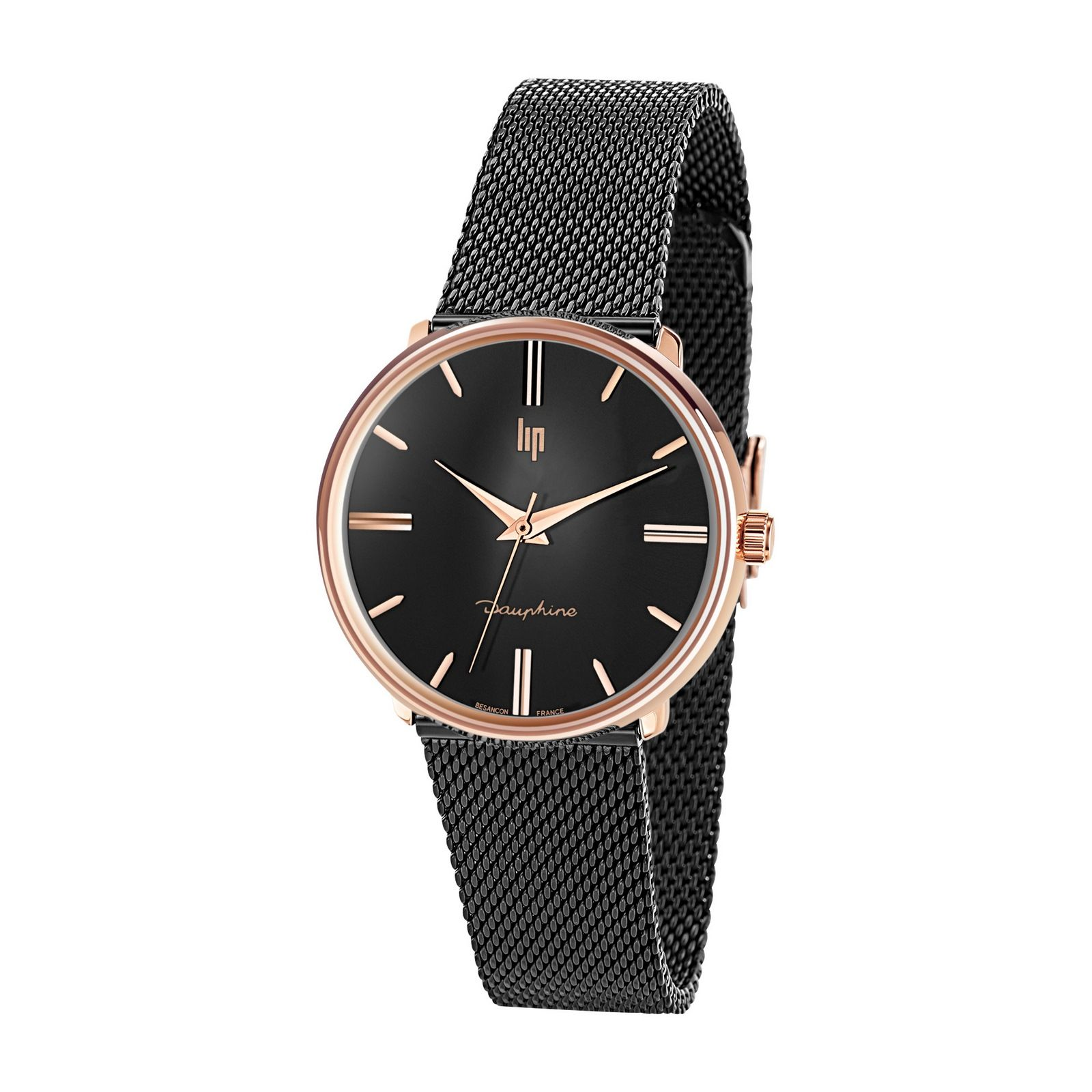 Montre Lip Dauphine 34mm 671318