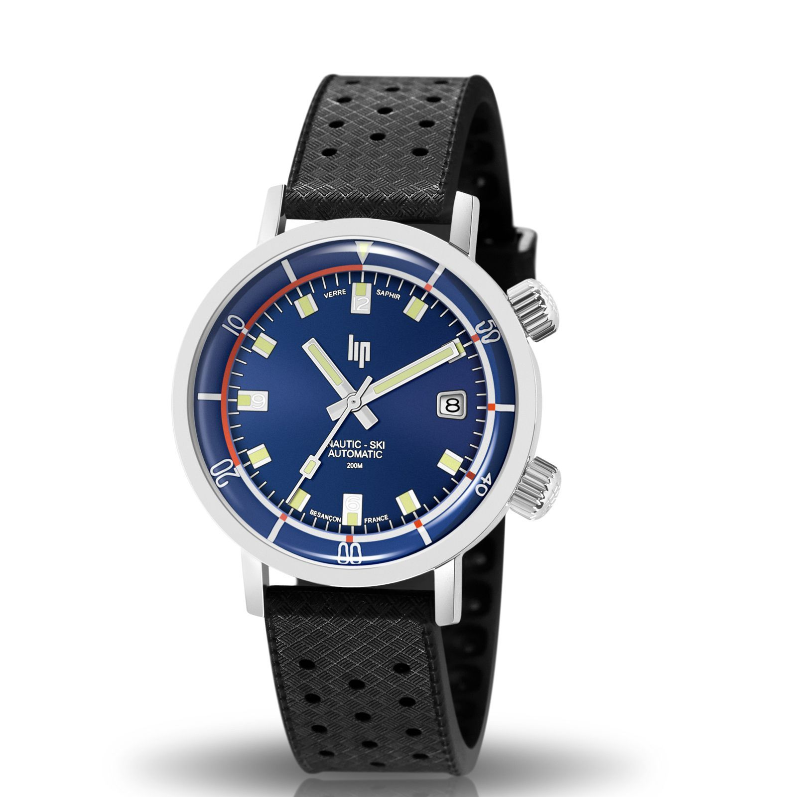 Montre Lip Nautic-Ski 38mm Auto 671504