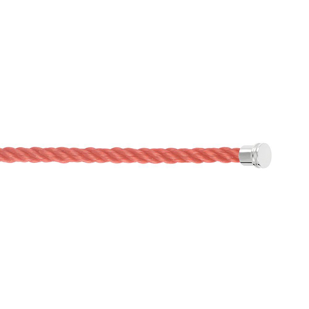 Câble moyen modèle FRED Force 10 en corderie corail vue 2
