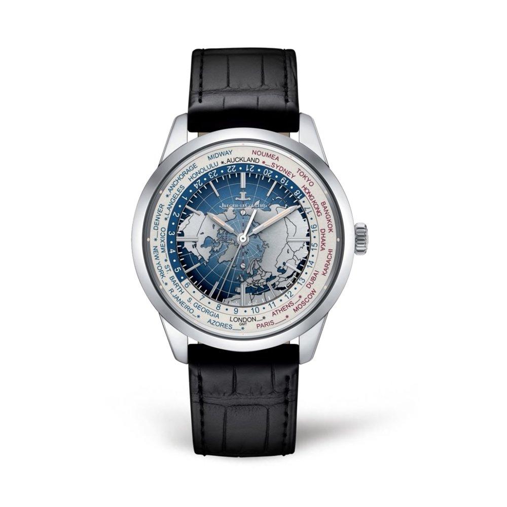 Montre Jaeger-LeCoultre Geophysic Universal Time vue 1