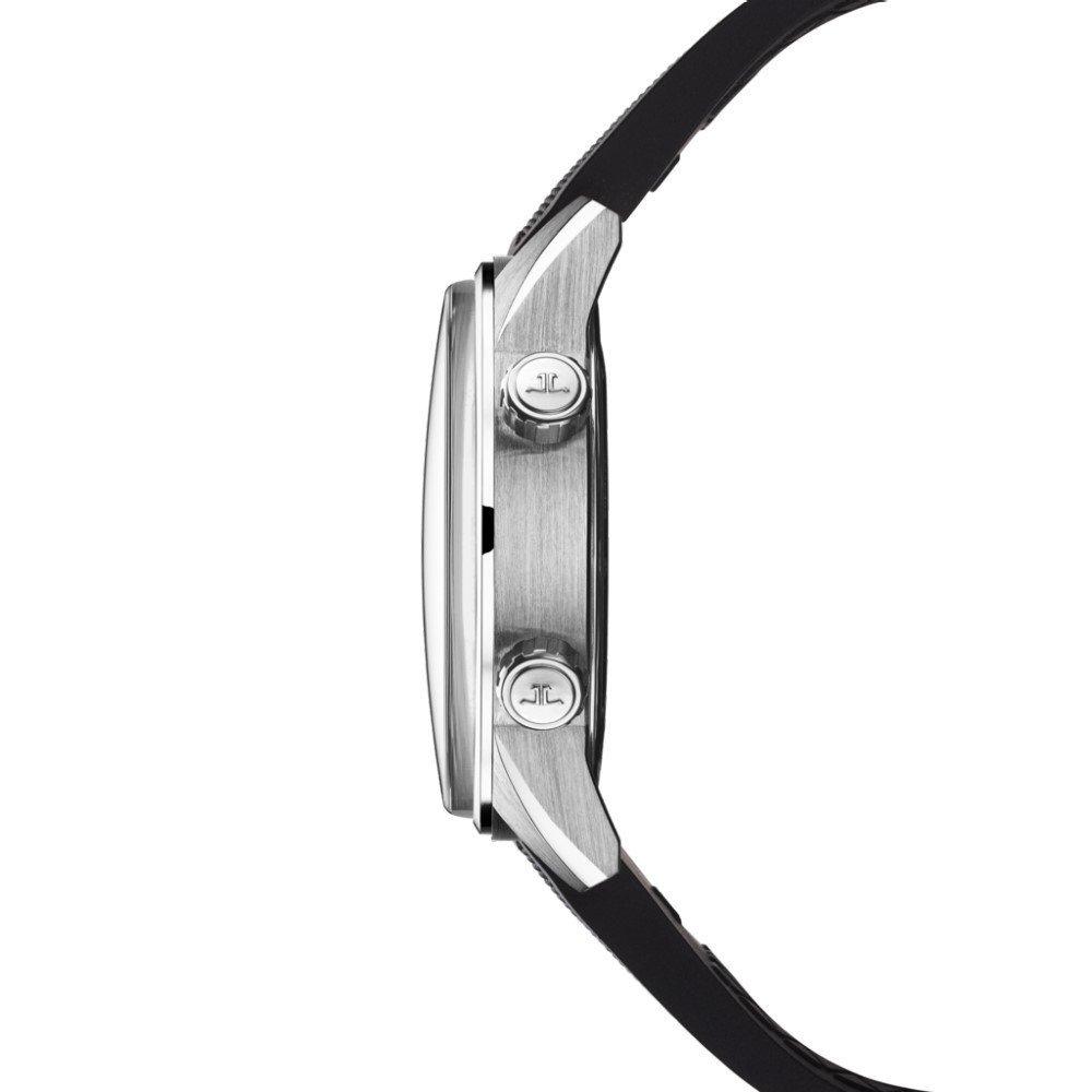Montre Jaeger-LeCoultre Polaris Memovox date vue 3