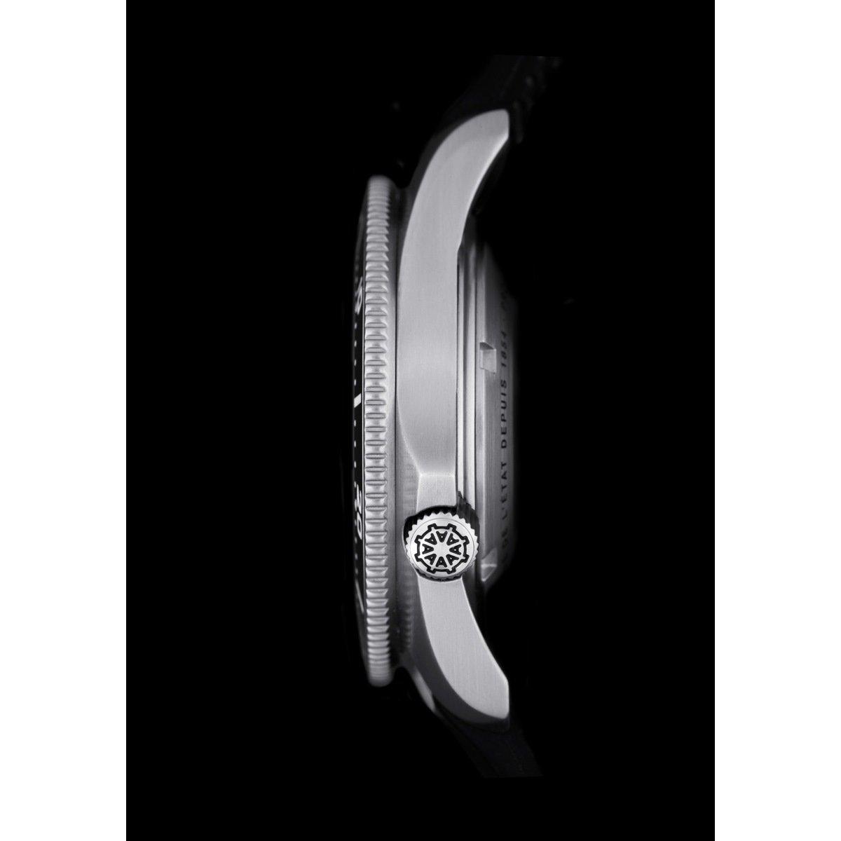 Montre Auricoste Spirotechnique 42mm 300m A9102 vue 3
