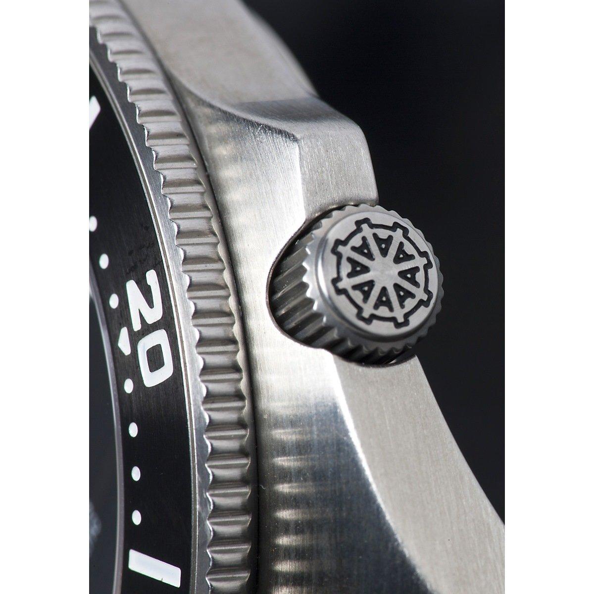 Montre Auricoste Spirotechnique 42mm 300m A9112 vue 3