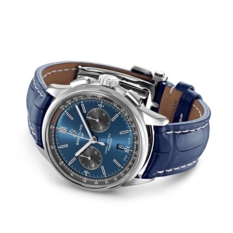 Montre Breitling Premier B01 Chronograph 42 vue 3