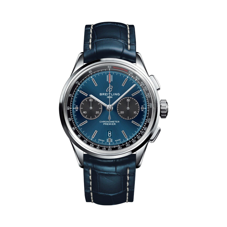 Montre Breitling Premier B01 Chronograph 42 vue 1