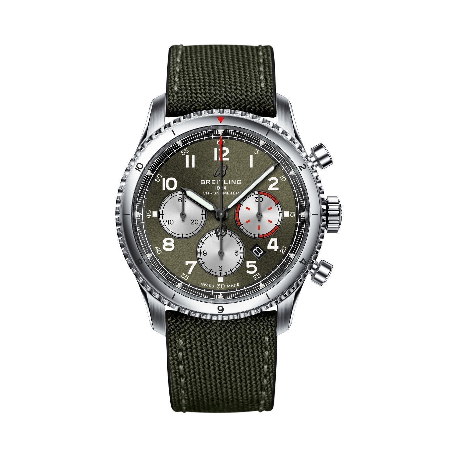 Montre Breitling Aviator 8 B01 Chronograph 43 Curtiss Warhawk