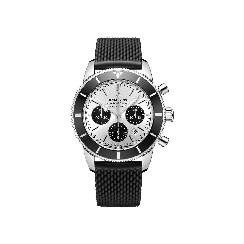 Montre Breitling Superocean Héritage II B01 Chronograph 44 vue 1