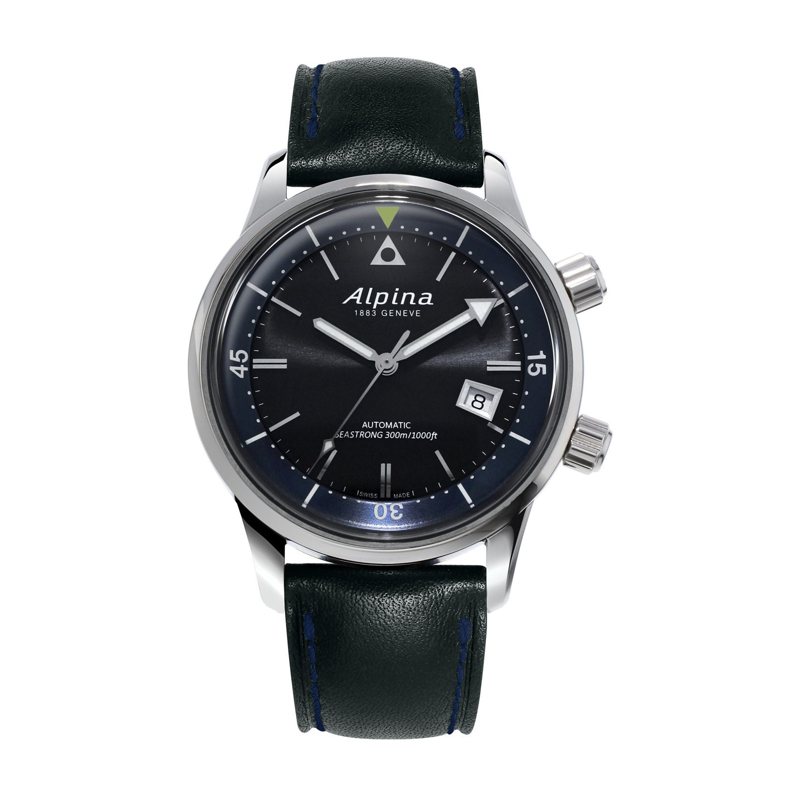 Montre Alpina Seastrong Diver Heritage
