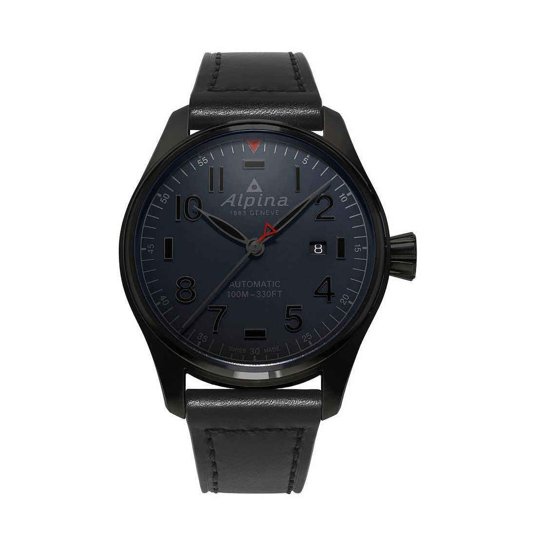Montre Alpina Startimer Shadow Line Automatic