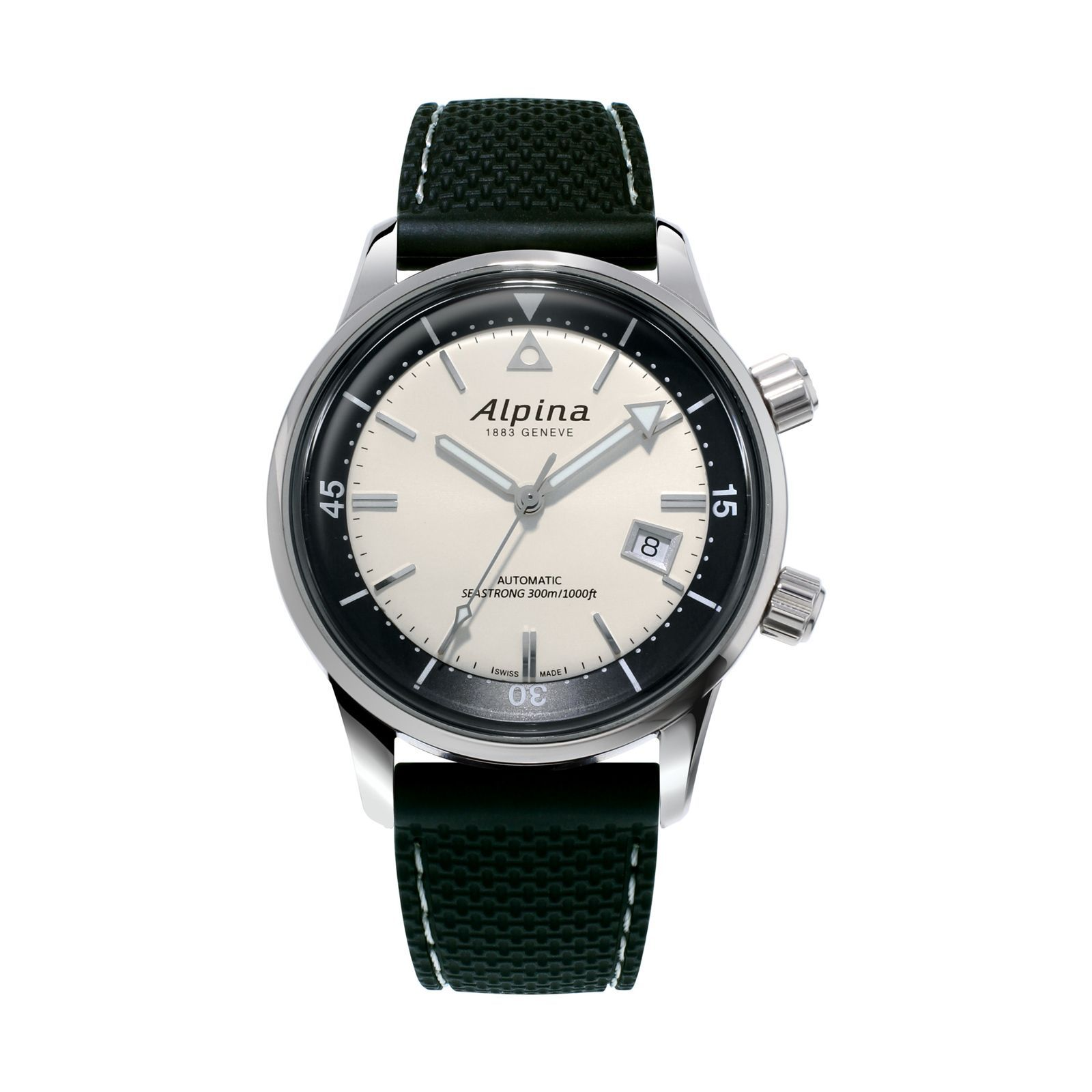 Montre Alpina Seastrong Diver 300 Heritage
