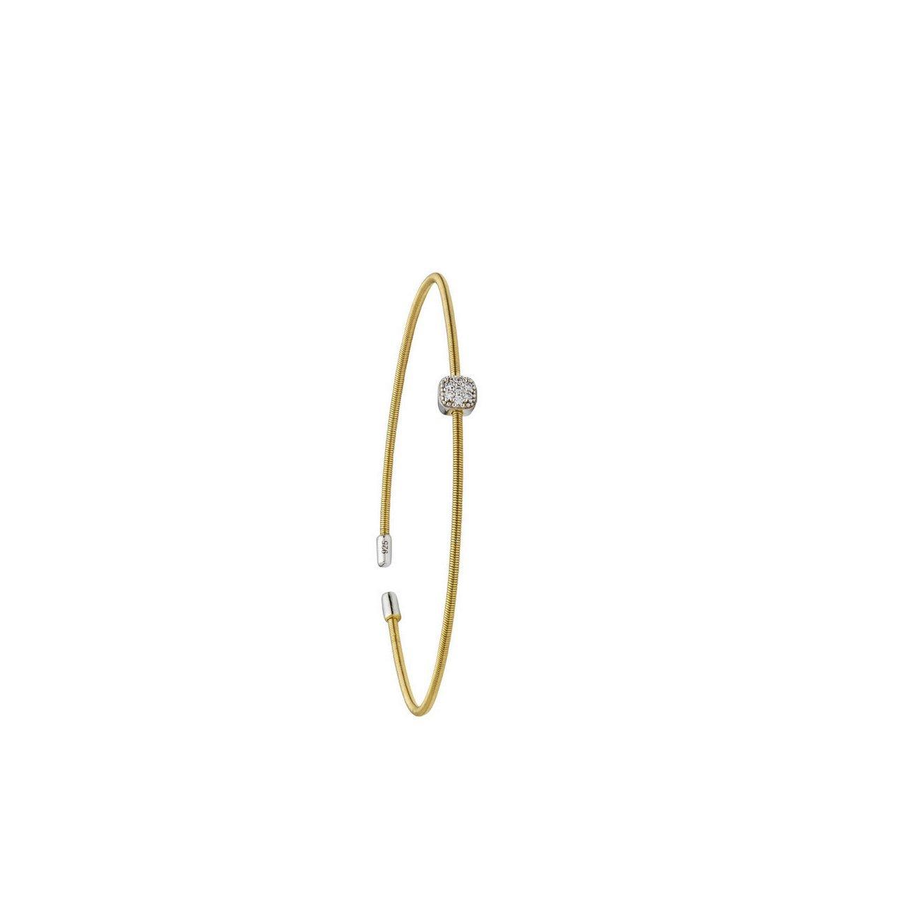 Bracelet Jourdan Bijoux en argent et oxyde de zirconium