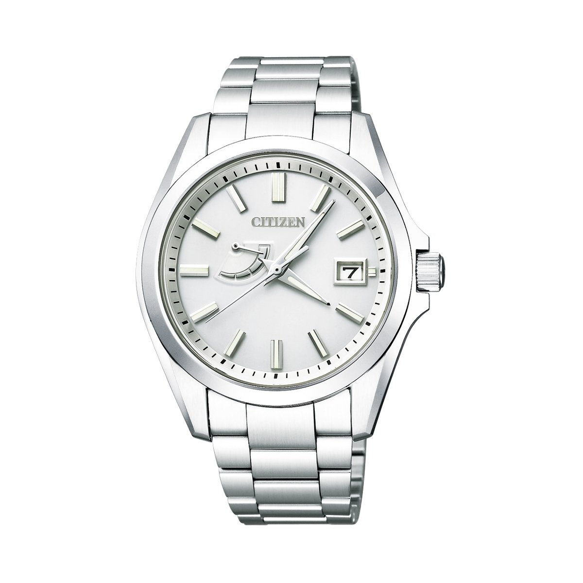 Montre THE CITIZEN Acier Eco Drive AQ1030-57A