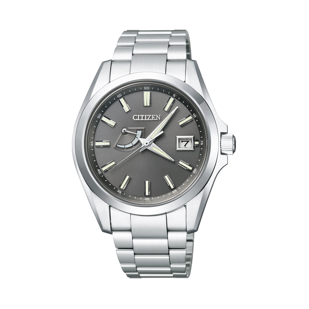 Montre THE CITIZEN Acier Eco Drive AQ1030-57H