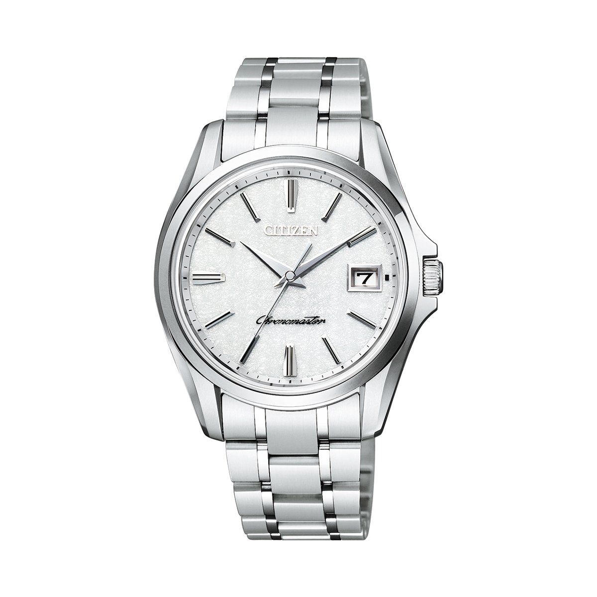 Montre THE CITIZEN Chronomaster Cadran washi AQ4020-54Y vue 1