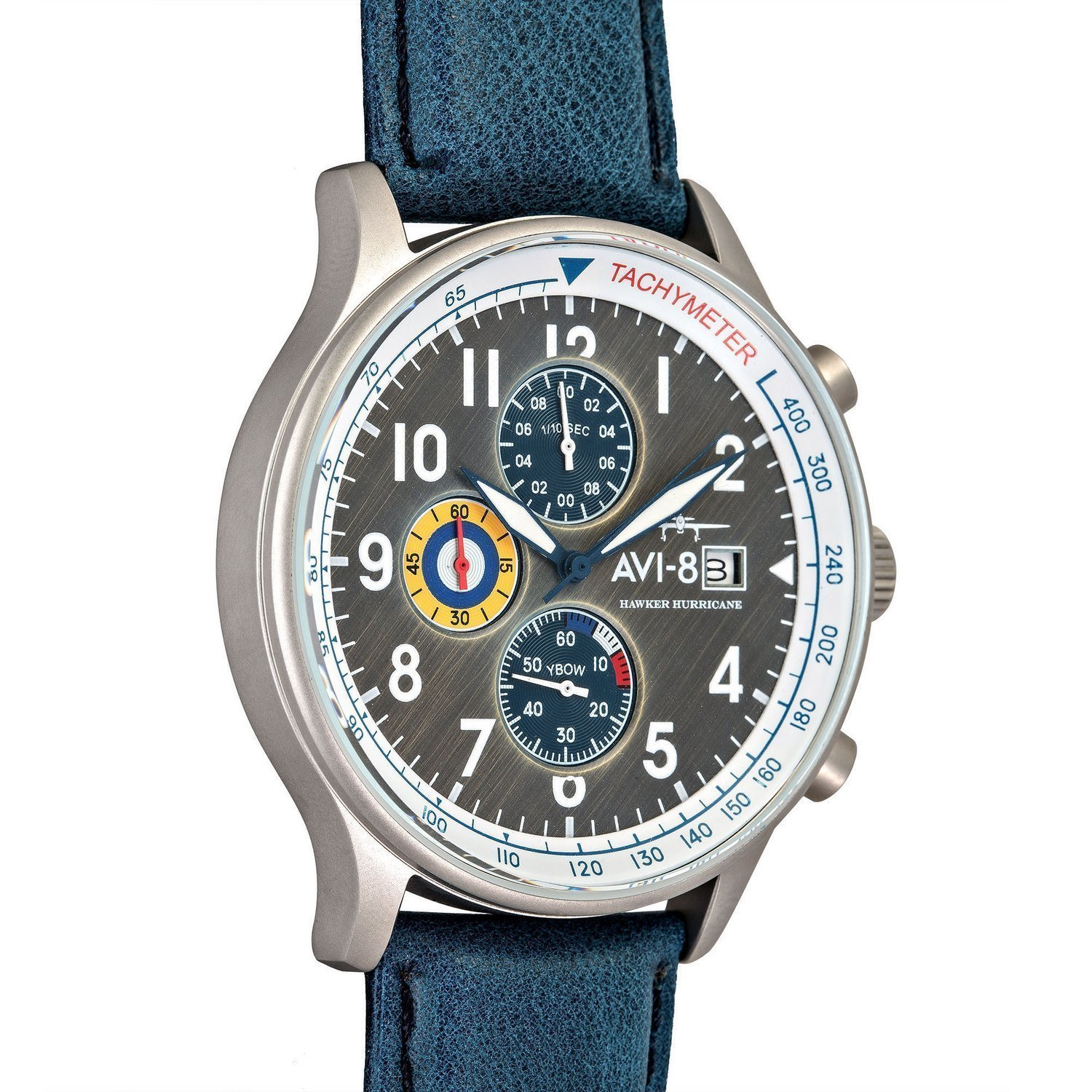 Montre AVI-8 Hawker Hurricane AV-4011-0F vue 2