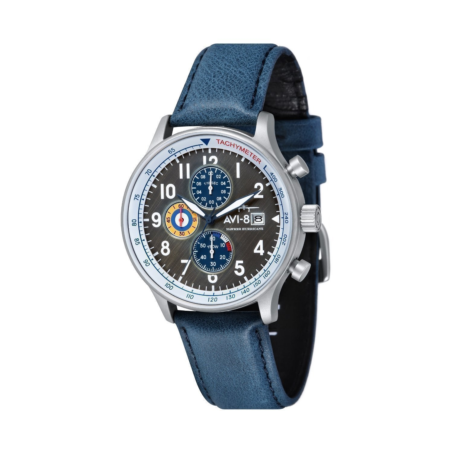 Montre AVI-8 Hawker Hurricane AV-4011-0F vue 1