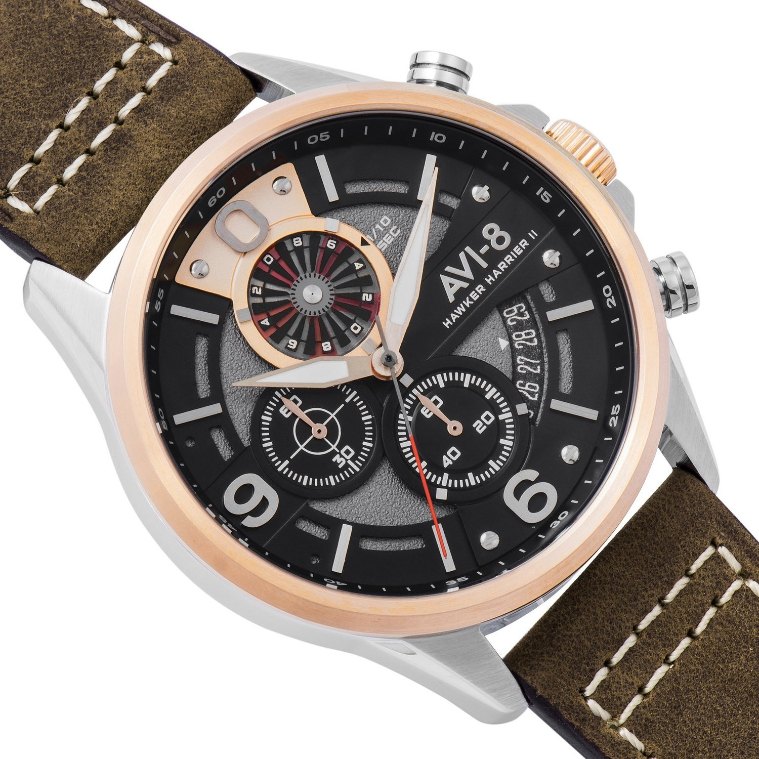 Montre AVI-8 Hawker Harrier II AV-4051-01 vue 2