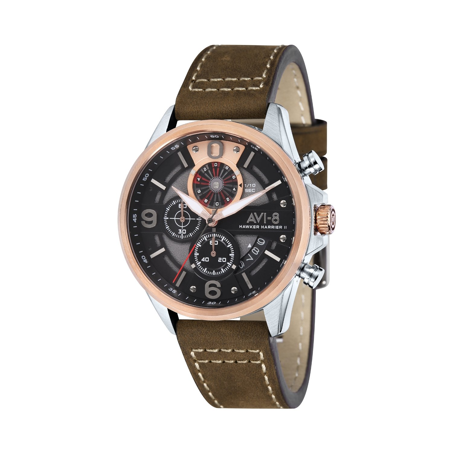 Montre AVI-8 Hawker Harrier II AV-4051-01 vue 1