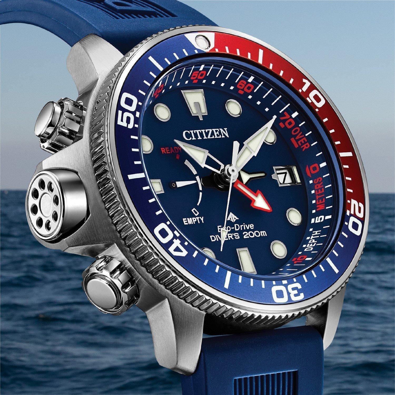 Montre Citizen Promaster Marine Aqualand BN2038-01L vue 2