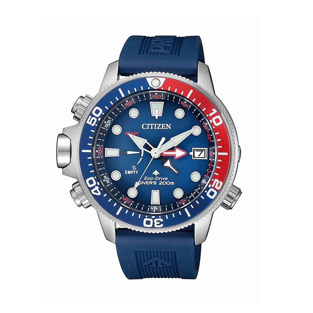 Montre Citizen Promaster Marine Aqualand BN2038-01L vue 1