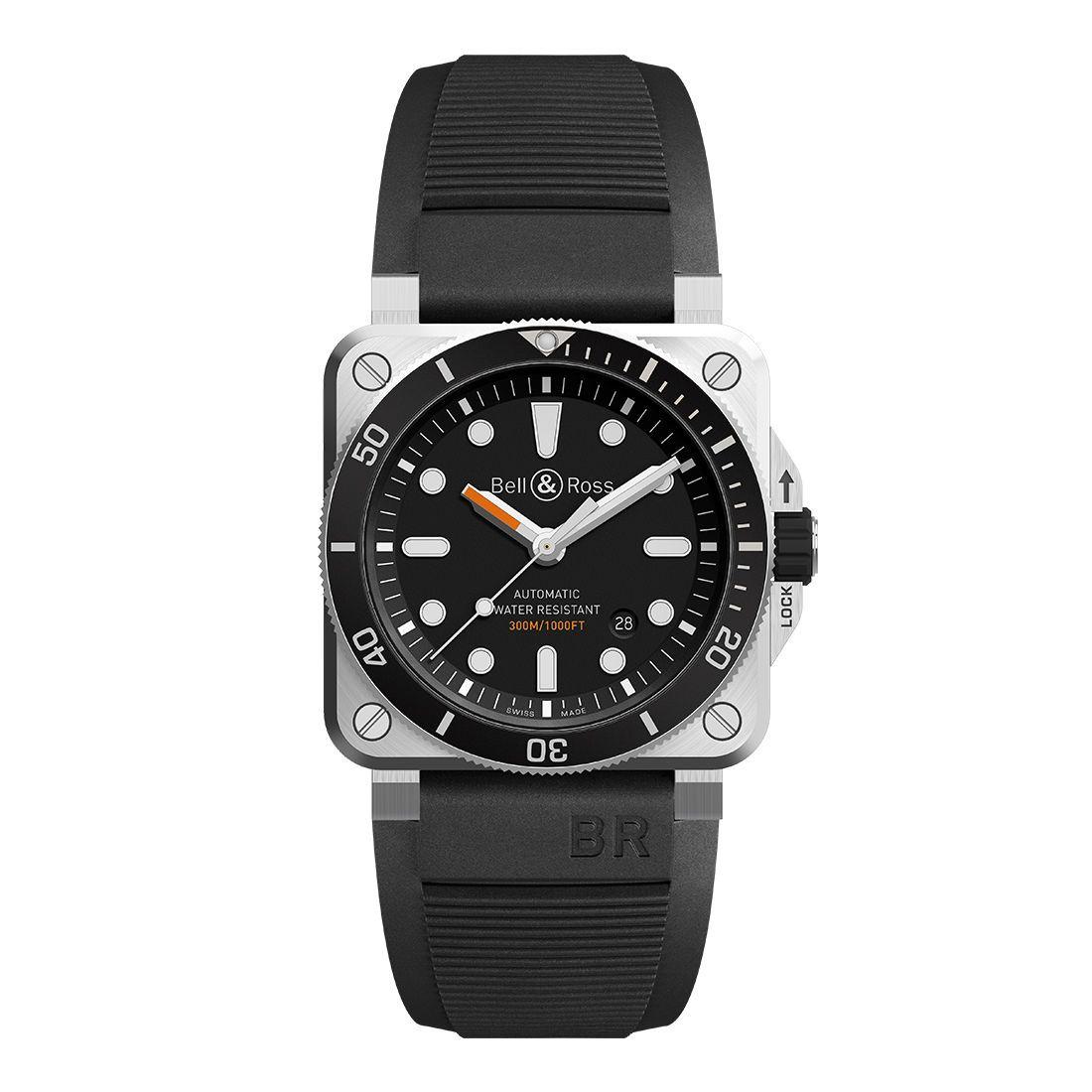 Montre Bell & Ross Instruments BR 03-92 Diver