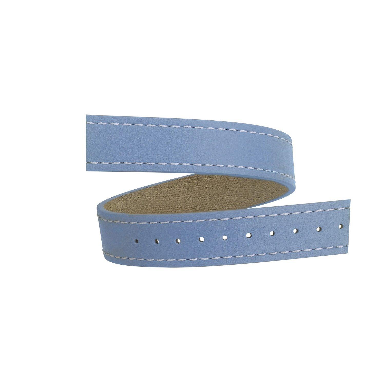 Bracelet Michel Herbelin Antarès en cuir nausica artik