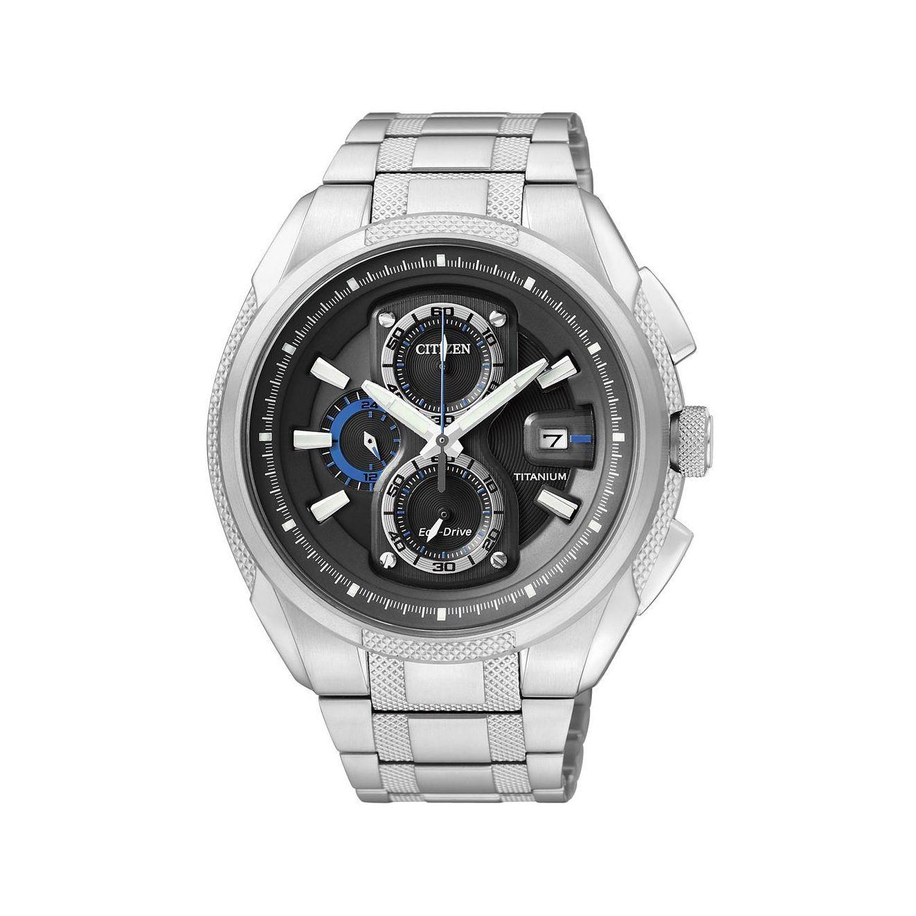 Montre Citizen Chronograph CA0200-54E vue 1
