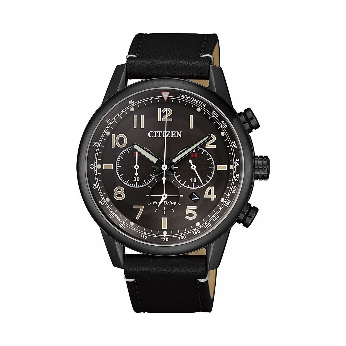 Montre Citizen Chrono Eco Drive CA4425-28E vue 1