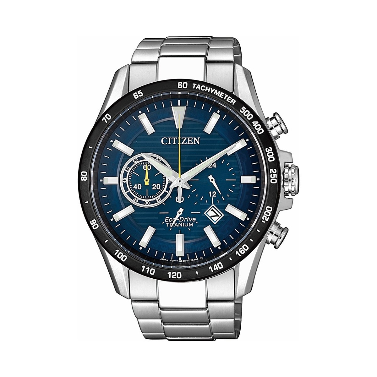 Montre Citizen Super Titanium Eco Drive CA4444-82L vue 1