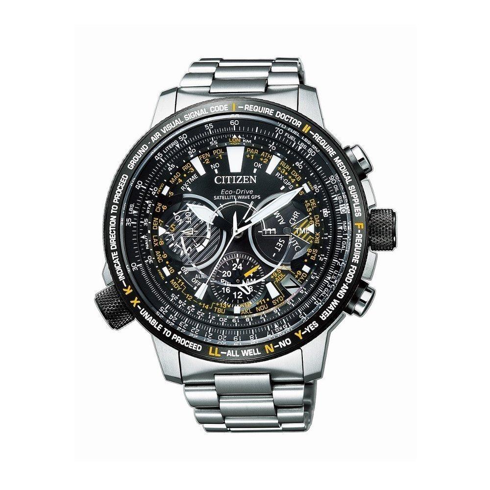 Montre Citizen Satellite Wave CC7014-82E