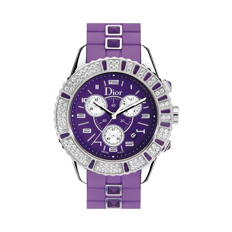 Montre Dior Christal Collection