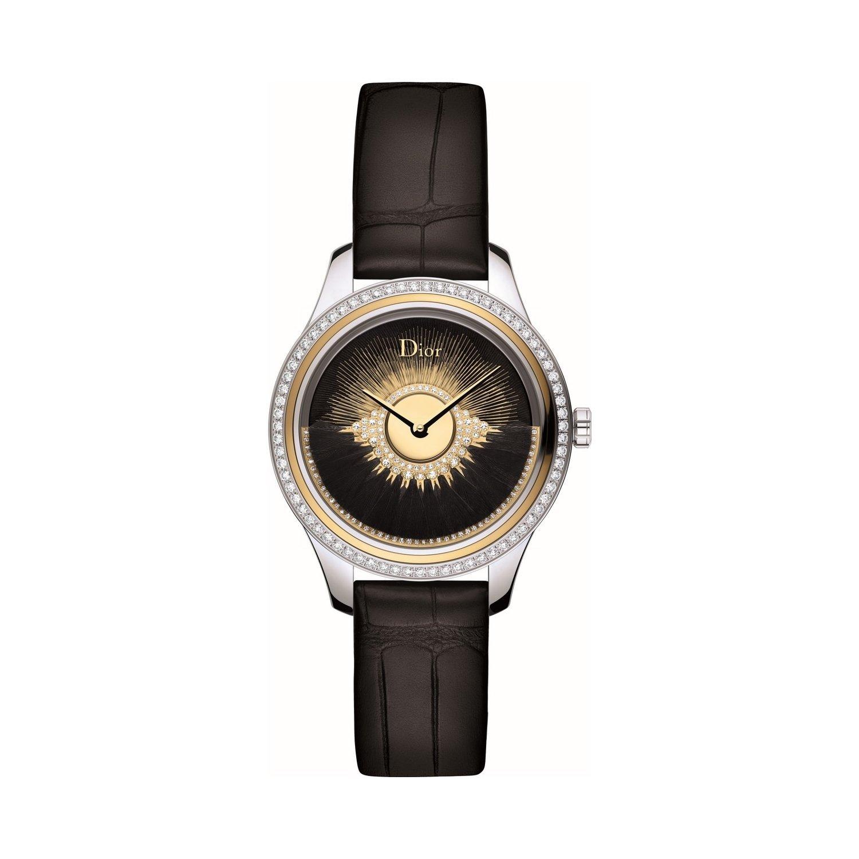 Montre Dior Grand Bal Plume Noire 36mm