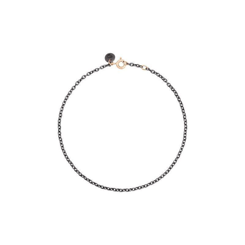 Bracelet DoDo  en titane longueur 17cm