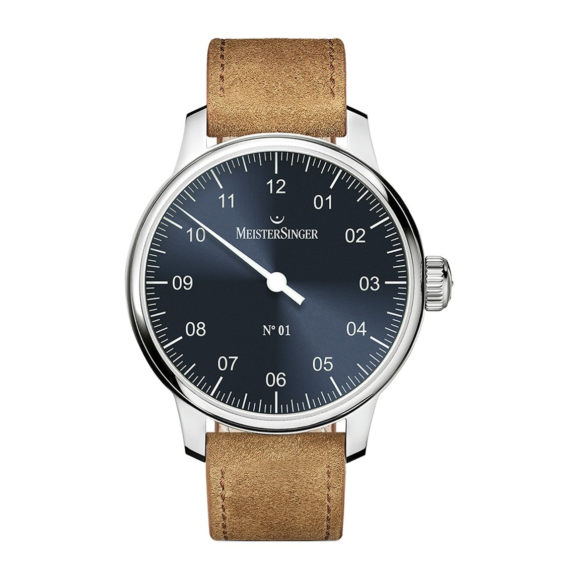 Montre MeisterSinger No.01 - 40mm DM317