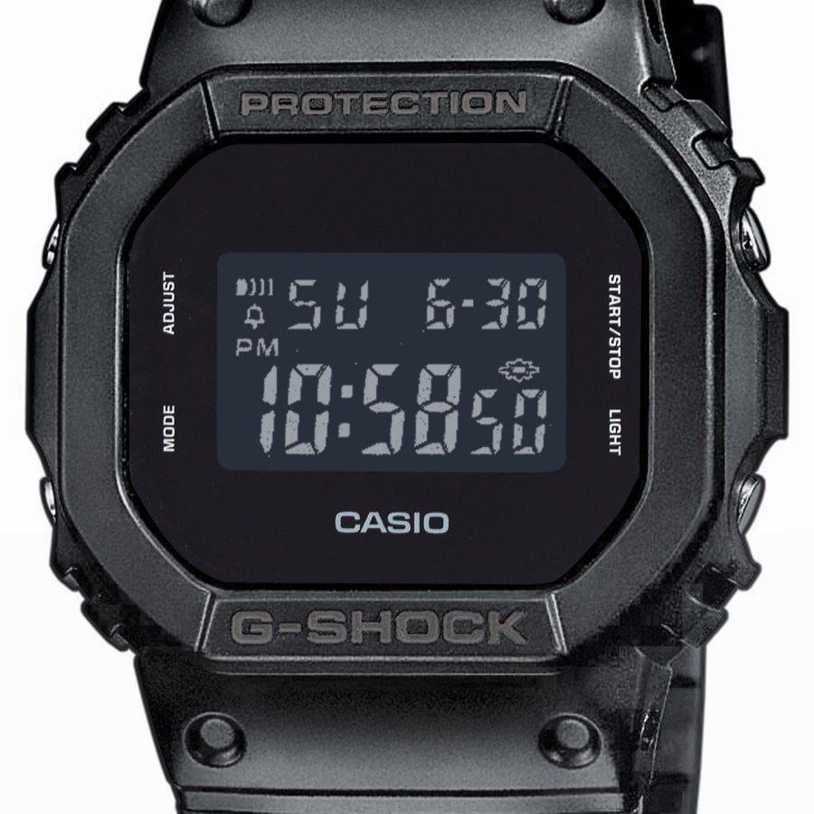 Montre Casio G-SHOCK The Origin DW-5600BB-1ER vue 3