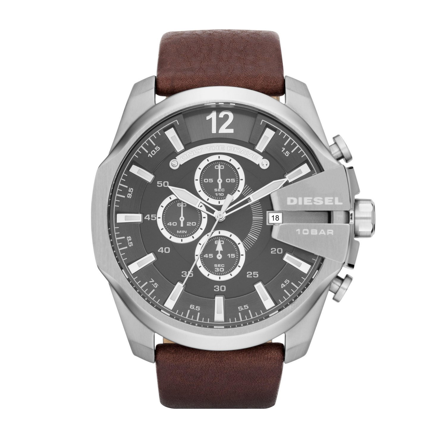 Montre Diesel Mega Chief DZ4290 vue 1
