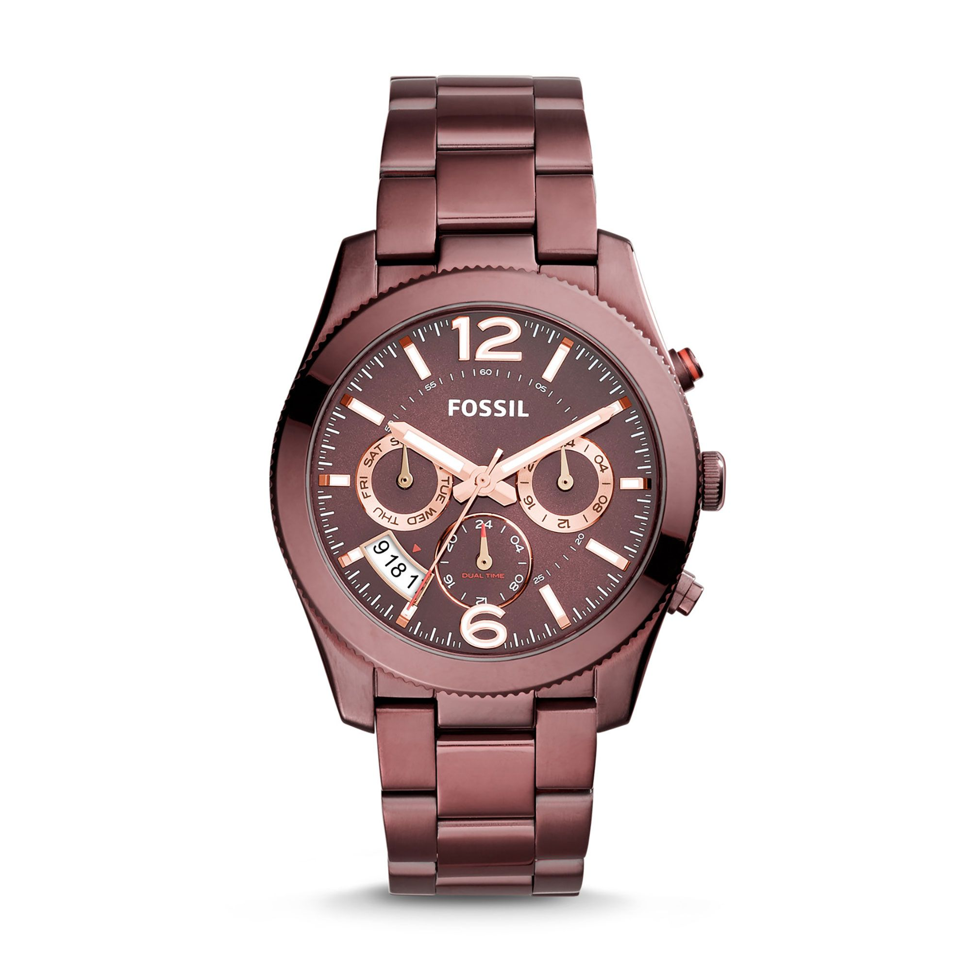 Montre Fossil Perfect Boyfriend Multifunction vue 1