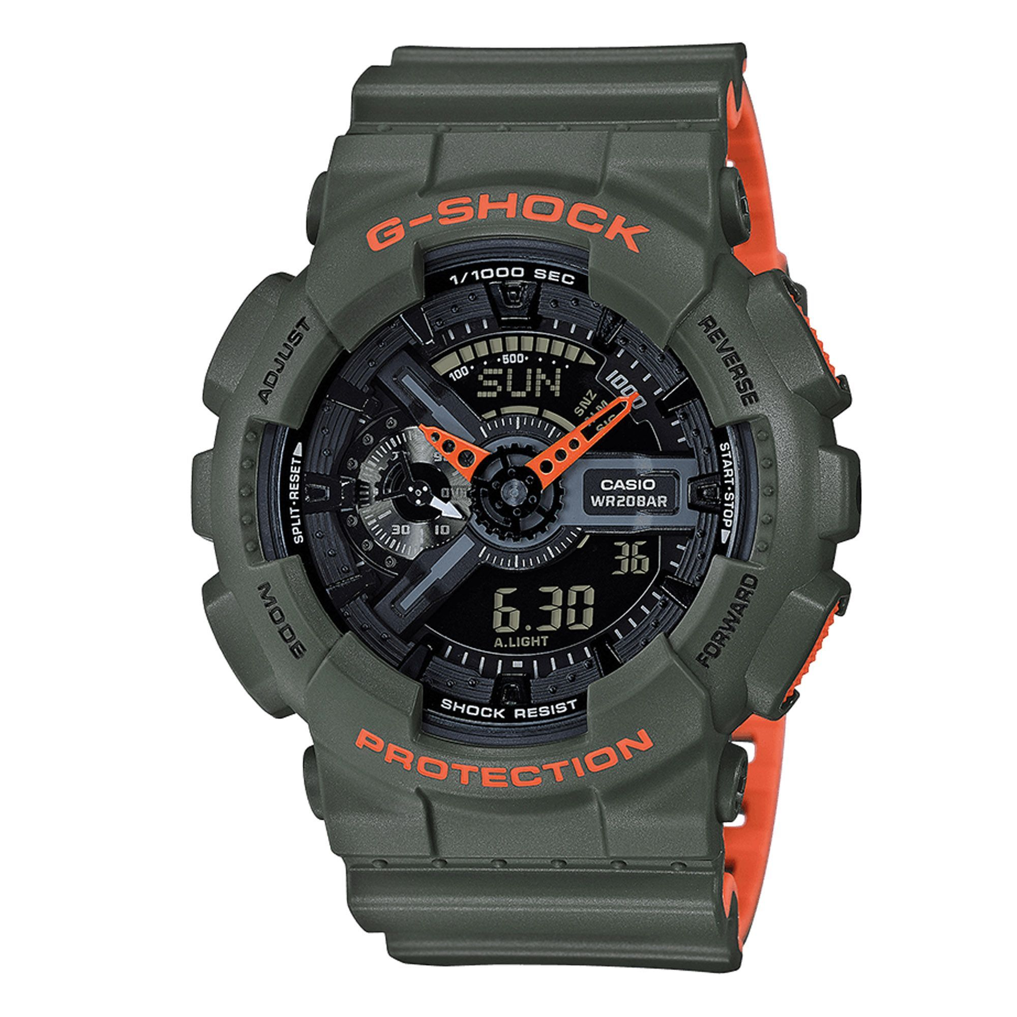 Montre Casio G-Shock GA-110LN-3AER