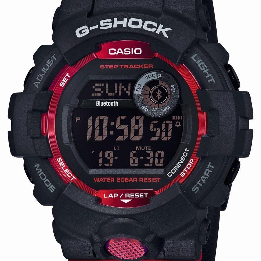 Montre Casio G-SHOCK G-Squad GBD-800-1ER vue 2