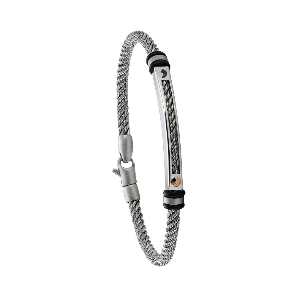 Bracelet Jourdan Bijoux Jorette en acier
