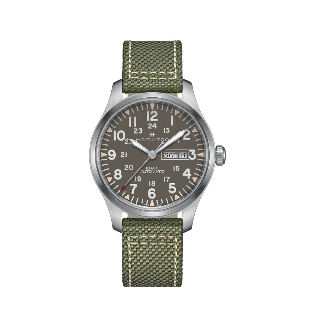 Montre Hamilton Khaki Field Day Date