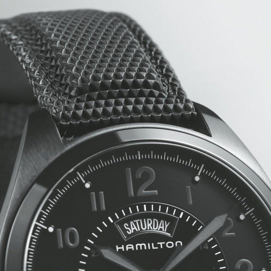 Montre Hamilton Khaki Field Automatic vue 2